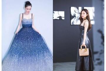 Dior在弃赵丽颖选杨颖后时髦芭莎签了赵丽颖芭莎懊悔吗